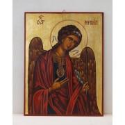 Αγιογραφία σε ξύλο - Αρχάγγελος Μιχαήλ